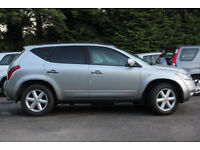 2006 Nissan Murano 3.5 Automatic, 77,000Miles,*Needs Attention*
