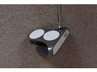 Odyssey White Hot Two Ball Putter