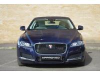 Jaguar XF PORTFOLIO (blue) 2015-11-06