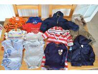 boy clothes 6-9 mths