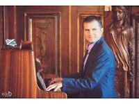 Pianist For All Occasions - Christmas parties,Weddings, Receptions,Private Functions,Special Occ...