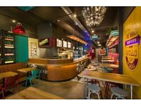 Restuarant Supervisor wanted - Tortilla Guildford - full time or part time avaliable