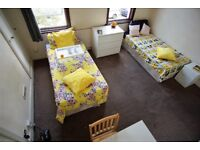 AMAZING HUGE TWIN ROOM IN TURNPIKE LANE - LIVING ROOM & GARDEN