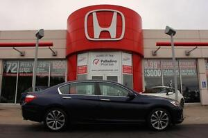 2013 Honda Accord Sedan Sport- HEATED SEATS+ BACKUP CAMERA+ BLUE