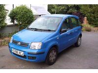 Fiat Panda 1.3L Multijet, 2006, Manual, 105k miles, Diesel, 12 Months MOT, £30 Tax
