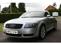 Excellent Condition throughout, 225bhp, Silver, Black Raven Leather, 39,800 miles, future classic