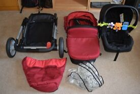 Mothercare Raom Travel System. Excellent condition.