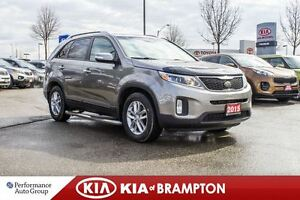 2015 Kia Sorento LX|BLUETOOTH|ALLOYS|HEATED STS|MP3|KEYLESS