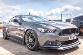 2016 Ford Mustang GT 5.0l MANUAL with over £10,000 worth of upgrades