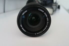 Canon EF-S 18-135 mm f/3.5-5.6 IS STM Lens