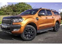 2017 Ford Ranger 3.2 Wildtrak Auto