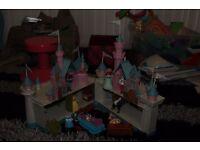 Disney Store Princess Castle