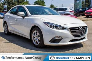 2014 Mazda MAZDA3 GX-SKY. KEYLESS. BLUETOOTH|MP3. PWR STEERING