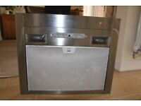 Cooker Hood - Electrolux model no EFC62380OX