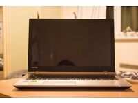 "Toshiba Satellite P50-C-128 15.6"" (1TB, Intel Core i5 5 Gen, 2.2GHz, 8GB) Laptop"