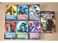 Children's reading books - Skullduggery Pleasant - Derek Landy