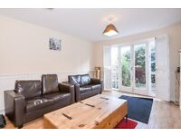 Two Double Bedroom House With A Private Garden, Brudenell Road, Tooting Bec SW17, £1550 Per Month