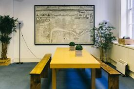 20 desks available now from £250.00 per desk per month