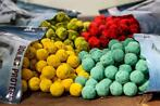 MEUS baits boilies, dips, pop-up's, boosters en powder dips
