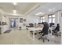 LARGE 50 PERSON OFFICE SPACE IN CREATIVE HUB / ALL INCLUSIVE PRICE & FLEXIBLE TERMS