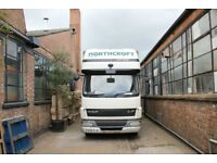 DAF 7.5 tonne truck HGV 2007