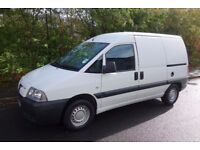 55 Plate Peugoet Expert 1.9 Diesel Full History, 1 OWNER FROM NEW, fiat scudo citroen dispatch