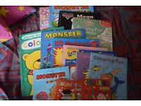 Preschool educational items