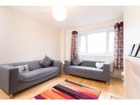 LARGE 3 BED FLAT WITH BALCONY, WOOD FLOORS & MODERN DECOR THROUGHOUT