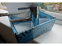 Bathroom basin tap by Jewsons Tavistock range