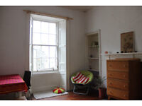 Spaceous room available now (short-term) - ideal location