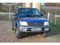 Landcruiser Colorado 3.4 Dual Fuel LPG 109k very good condition