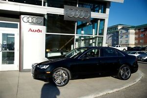 2017 Audi A4 2.0T Technik Quattro 7sp S Tronic DEMO