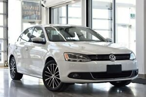 2014 Volkswagen Jetta 1.8 TURBO Highline / CUIR / TOIT / ROUES 1