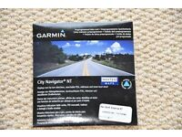 Garmin City Navigator (North America) SD Card
