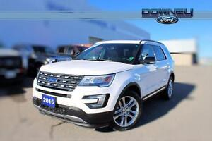 2016 Ford Explorer XLT 4WD/ FULLY LOADED/ ONLY 21,000 KM!