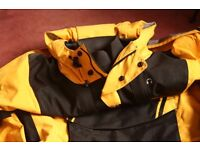 2016 Typhoon Ps220 Extreme Mens Drysuit in XL