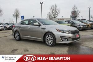 2015 Kia Optima EX LEATHER SUNROOF FREE WINTERS/RIMS LOADED WOW!