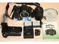 Canon EOS 650D/RebelT4i