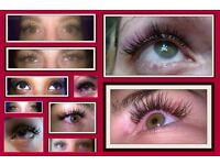 PROFESSIONAL EYELASH EXTENSIONS ! MOBILE! DERBY