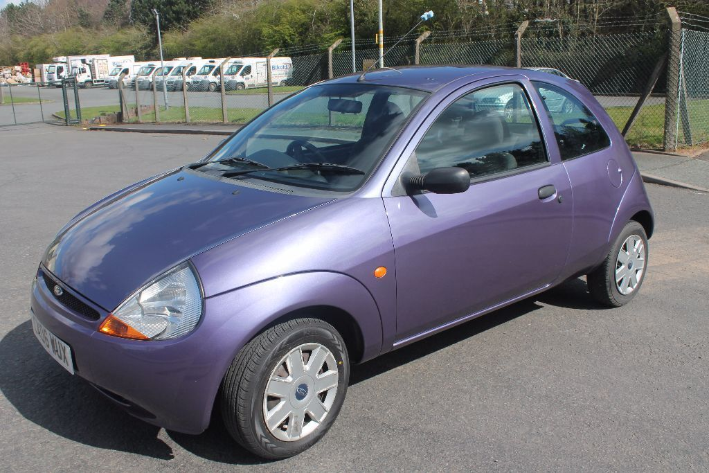 Ford Ka   Purple