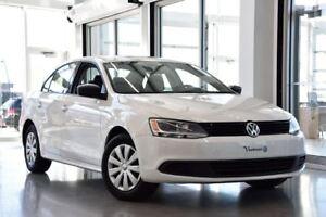 2013 Volkswagen Jetta Trendline+ /M / A/C / 0% / 48 mois***