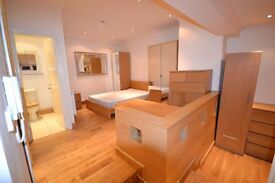 Fantastic Studio Flats Available - Today