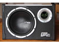Vibe CBR 12 Evo Active 1300 Watt Subwoofer
