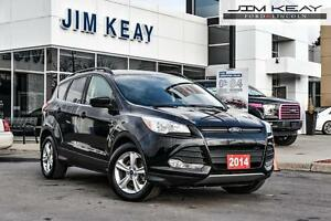 2014 Ford Escape SE 4WD 201A 2.0L I4 GTDI ECOBOOST ENGINE W/ LEA