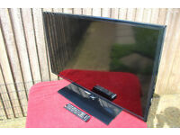 "Samsung 32"" 1080p HD LED TV with Freeview"