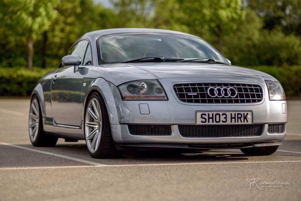 2003 audi tt mk1 quattro fsh with sat nav in hoyland south yorkshire gumtree. Black Bedroom Furniture Sets. Home Design Ideas