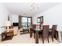 FURNISHED 2 BED 2 BATH, PRIVATE BALCONY WALKING DISTANCE TO CANNING TOWN SATION - THE SPHERE - E16