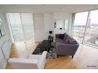 Lovely two bedroom flat in the sought after Halo Tower call Harry 07874 257 166