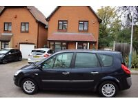 2007 RENAULT GRAND SCENIC 1.9 DIESEL/ 6 SPEED MANUAL/ 7 SEATS/ 1 PREVIOUS OWNER