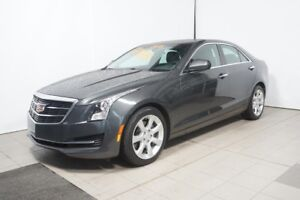 2015 CADILLAC ATS SEDAN AWD SUNROOF CAM DE RECUL